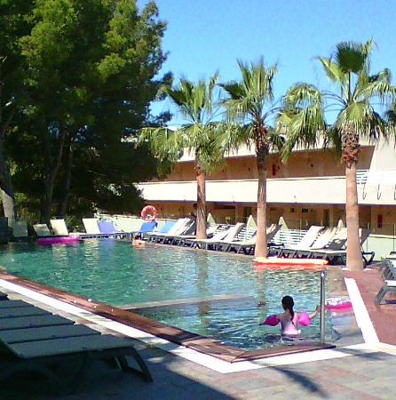 بارسيلو كالا فيناس: Una delle piscine