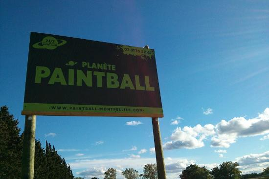 ‪Planete Paintball Montpellier‬