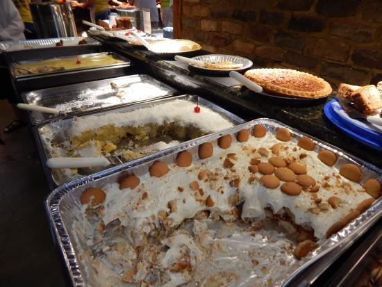 Berry S Seafood Restaurant Desserts