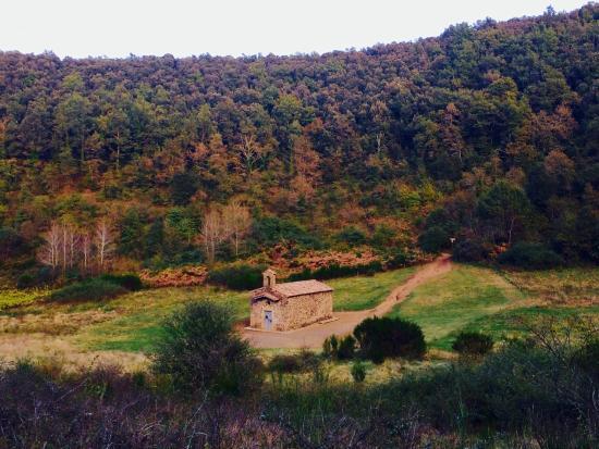 Olot, Spain: Volcà de Santa Margalida