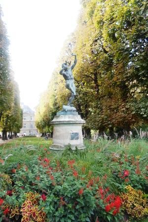 Paris, Fransa: Jardin du Luxembourg