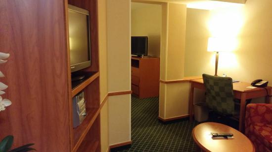 Fairfield Inn & Suites Las Vegas South: Room 315