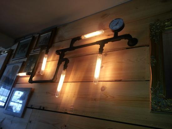 steampunk lighting. brilliant lighting the pug u0026 greyhound  and steampunk lighting