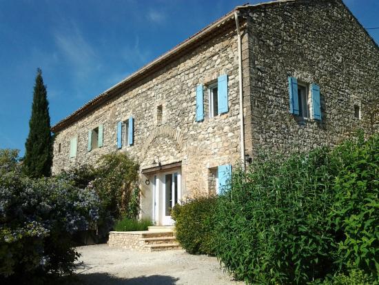 Maison d'hôtes La Guillone : Het gebouw