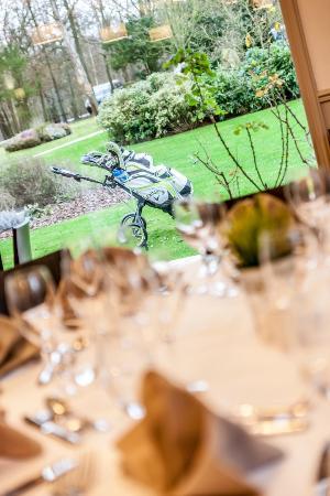 restaurant golf de domont restaurant - Golf De Domont Mariage