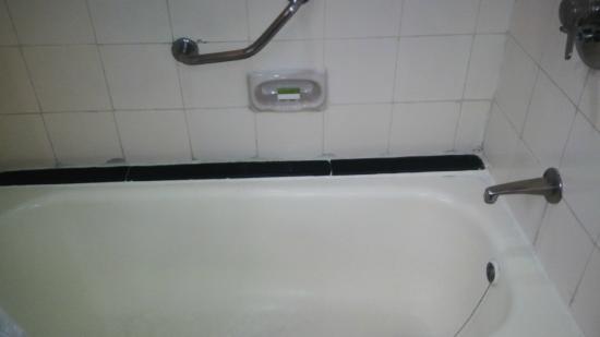 Halcyon Condominiums : Bath tub