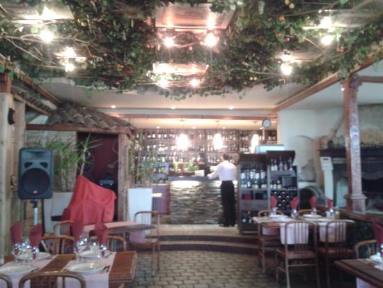Restoran Porto: Restaurante
