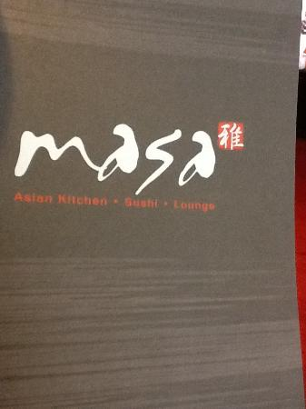 Masa - Picture of Masa Asian Cuisine, Babylon - TripAdvisor