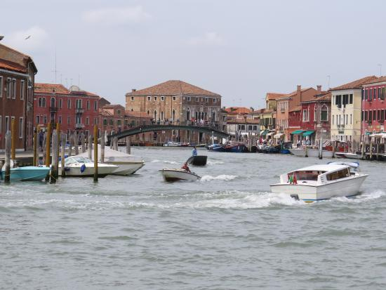 Three-Island Venice Boat Tours : Boat tour