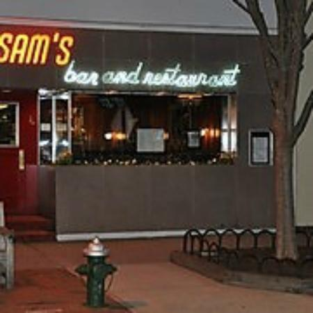 Sam's Restaurant: Sam's Place, Newtown Lane, East Hampton Village, NY