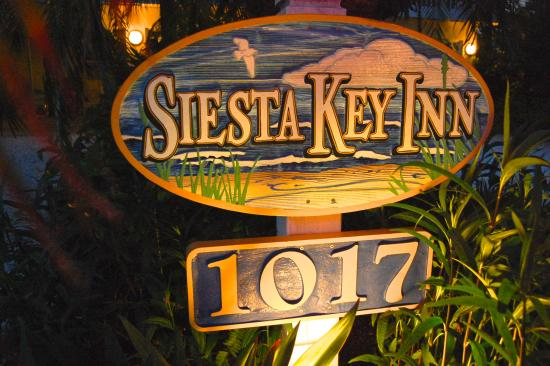 Siesta Key Inn: Welcome....
