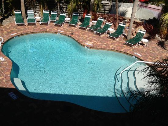 Siesta Key Inn: Siesta Palms Swimming Pool