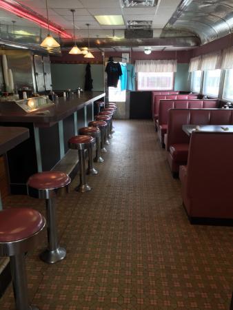 แอดัมส์ทาวน์, เพนซิลเวเนีย: Original diner feel