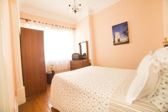 Residencial Valentina: Quarto duplo