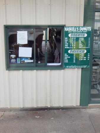 Haskell Donuts