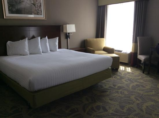 Carpenter Street Hotel: Room 301