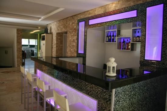 Green Beyza Hotel Antalya: bar