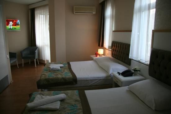 Green Beyza Hotel Antalya: oda