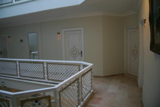Green Beyza Hotel Antalya : koridor