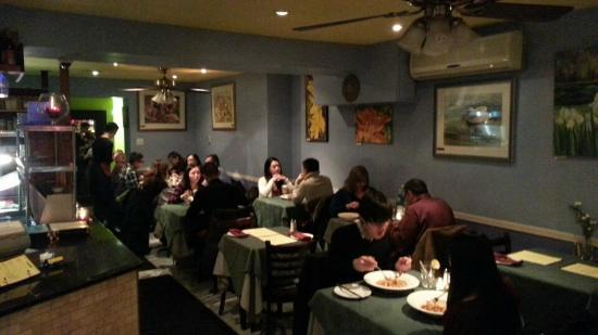 Citro Restaurant Picture Of Citro Italian Restaurant Richmond