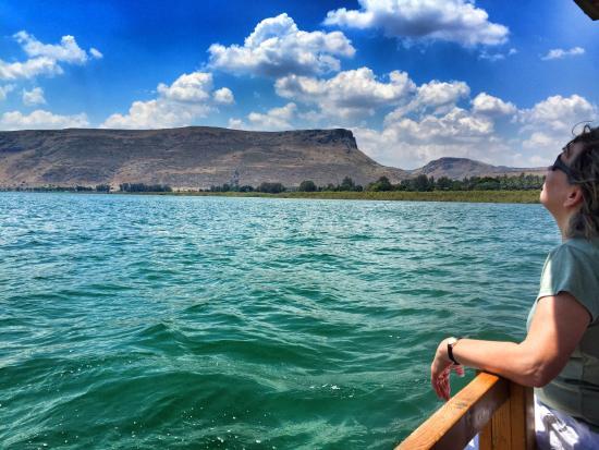 Galilee Sailing LTD: Reflection...