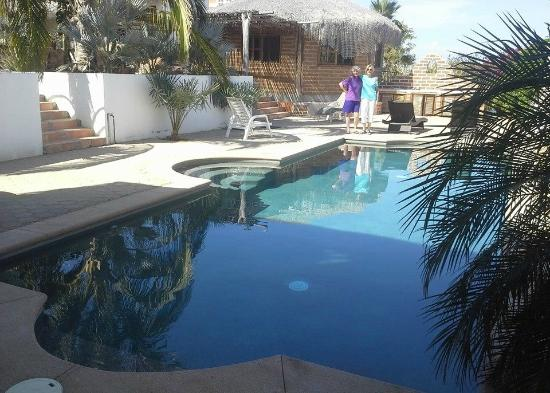 Casa Rancho: Nice warm pool