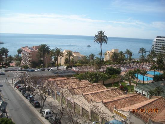 Doramar Apartments Benalmadena: view from room 510