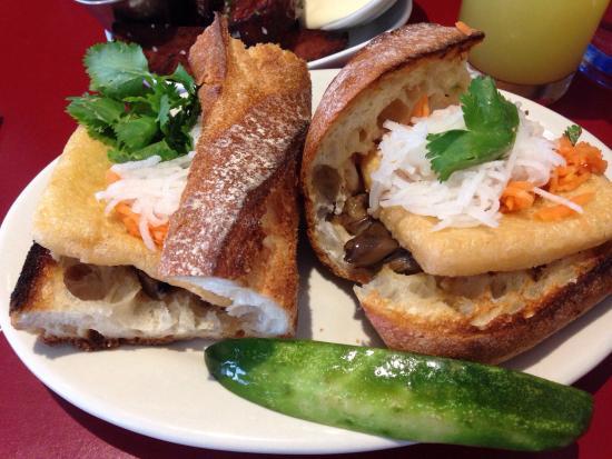 Strip-T's Restaurant: Delicious lunch
