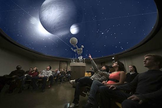 Caldwell, ID: Whittenberger Planetarium
