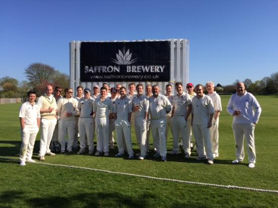 Henham, UK: Simply cricket