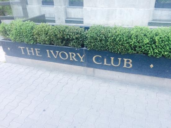 picture of ivory club frankfurt tripadvisor. Black Bedroom Furniture Sets. Home Design Ideas