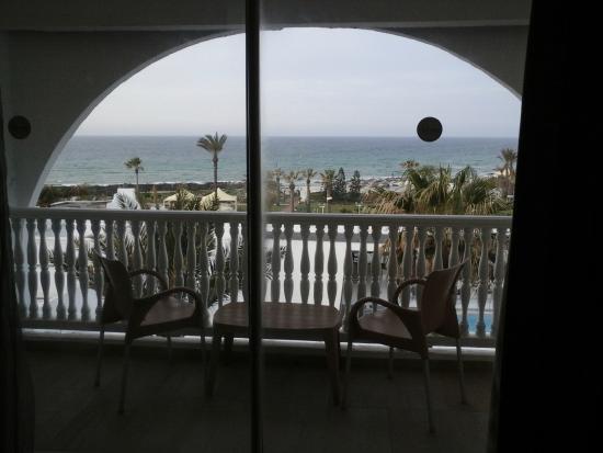 SunConnect One Resort Monastir: vu sur la plage