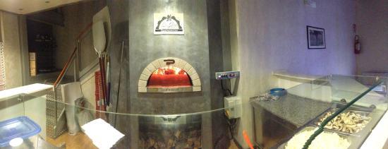 Gangi, Włochy: Foto forno