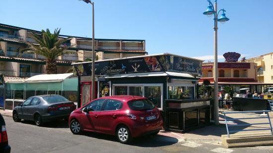 Salade la palmeraie photo de la palmeraie port la nouvelle tripadvisor - Restaurants port la nouvelle ...