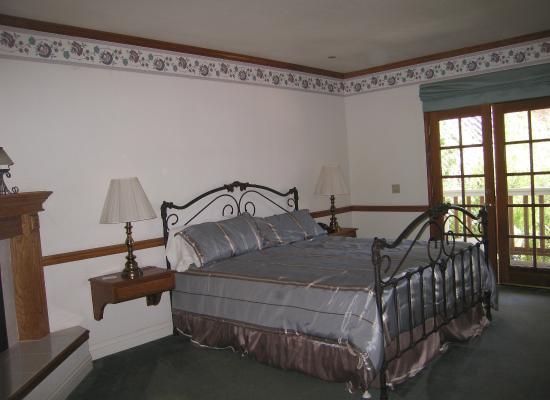 Posada de San Juan: Room #212