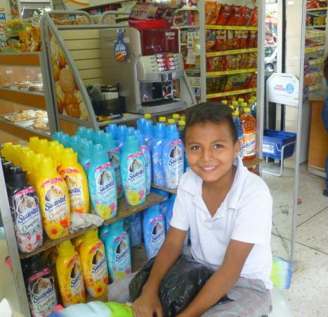 El Mercado Corona: Just Another Happy Chico at the Mercado