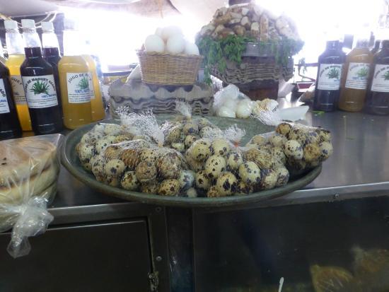 El Mercado Corona: Huevos de Cordoniz