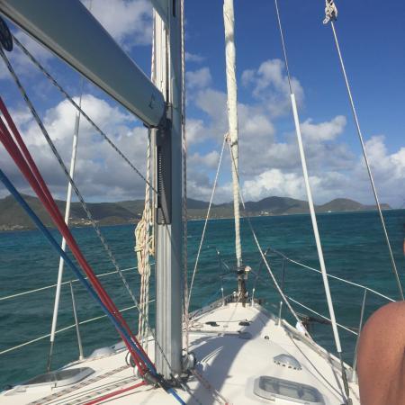 Boat Trips Antigua