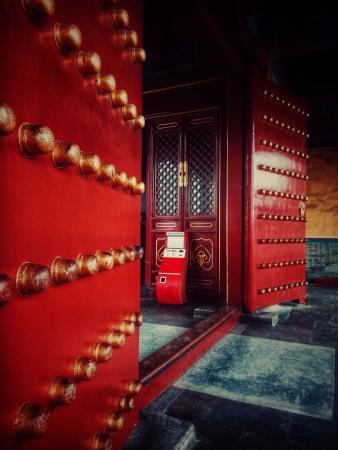 Tai Chi Class in the Temple of Heaven