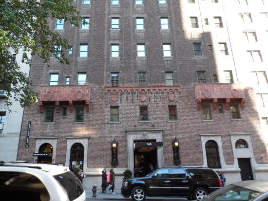 full pod picture of pod 39 hotel new york city. Black Bedroom Furniture Sets. Home Design Ideas