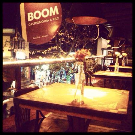 Boom Restaurante: Boom - Búzios, RJ