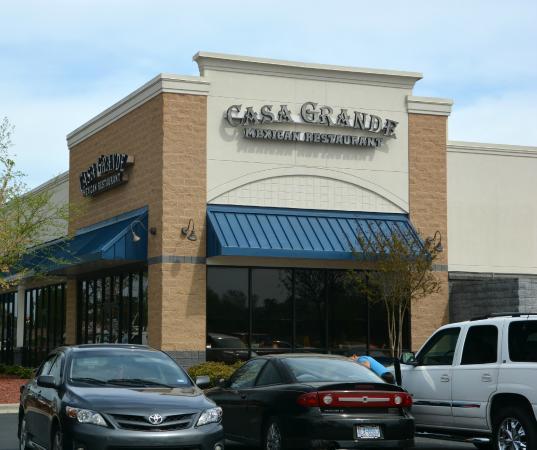 Casa Grande Mexican Restaurant Kannapolis 2206 Roxie St Ne Reviews Photos Tripadvisor