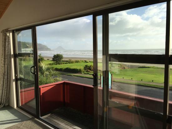 Ocean View Motel: view