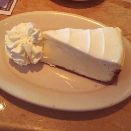 The Cheesecake Factory: オリジナルチーズケーキ