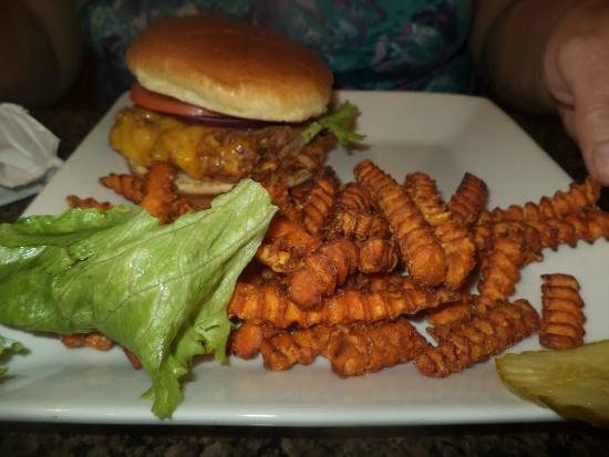 Heritage Inn: Food!
