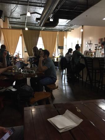 Funnel Mill Rare Coffee & Tea