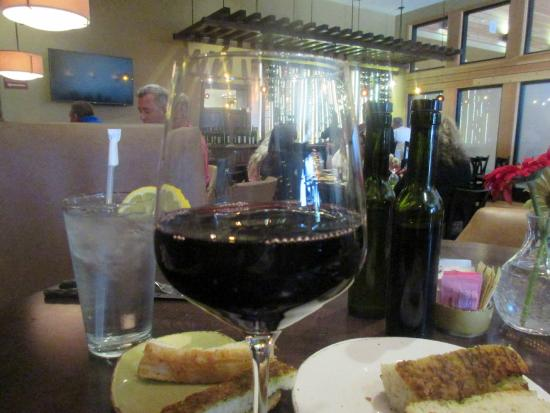 Garre Vineyard and Winery Restaurant Livermore CA Picture of