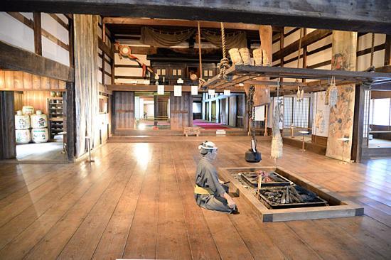 Old Shimoyoichi Unjoya: 交易をおこなった場所