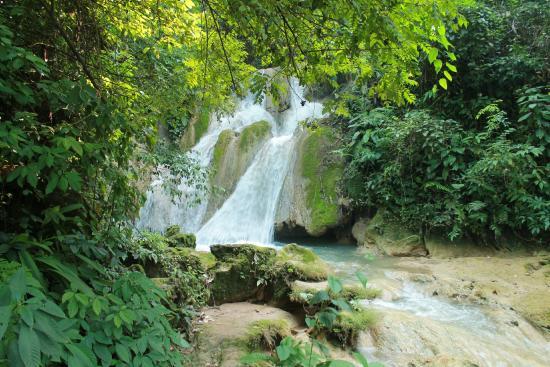 Tad Thong Waterfall : Waterfall