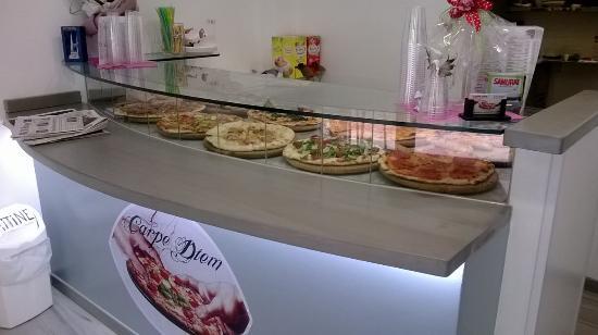 Carpe Diem Pizzeria & Stuzzicheria